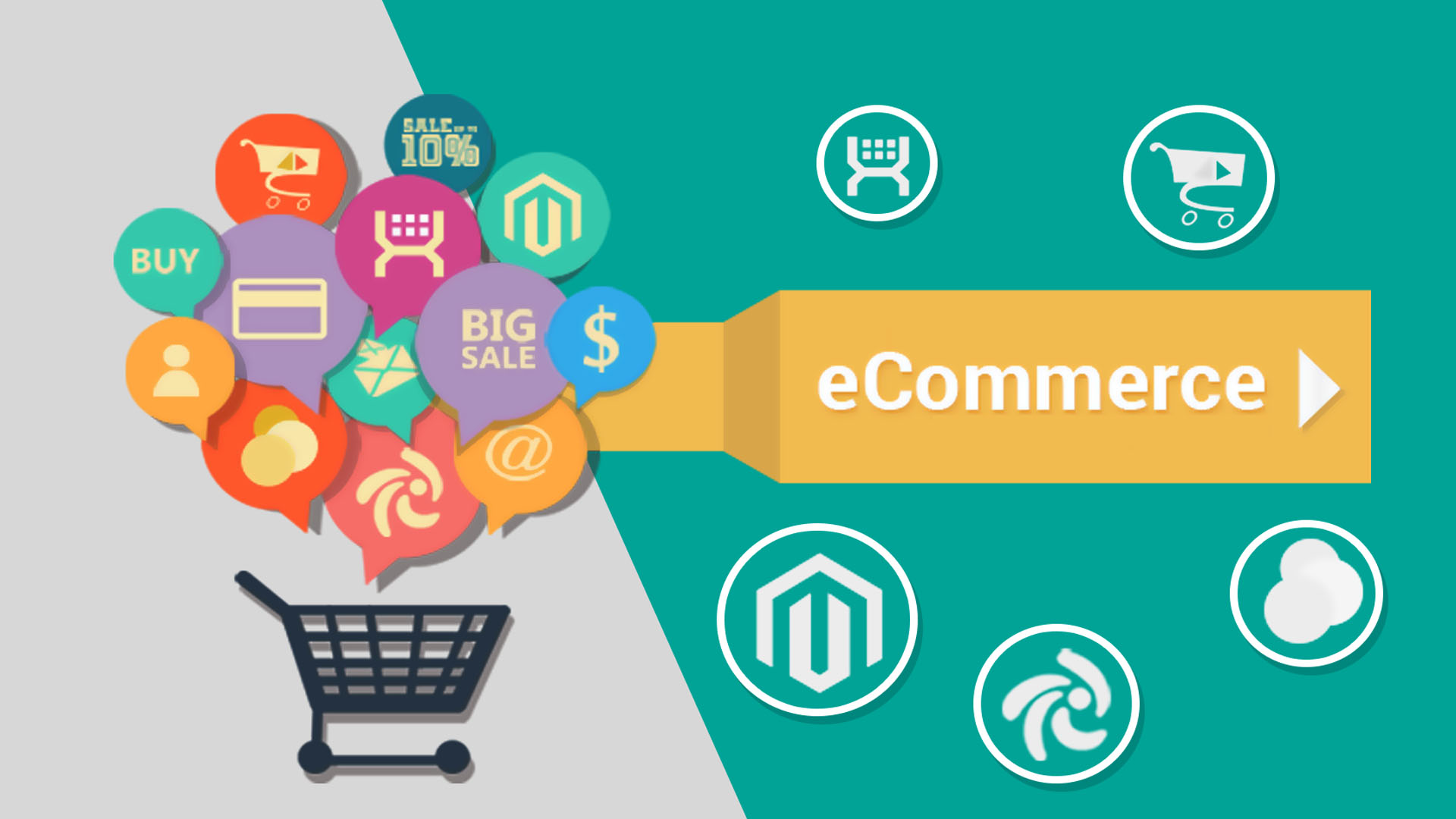 Build your own eCommerce Store